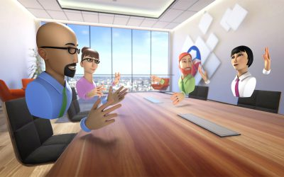 Make the most of every remote meeting with these five virtual spaces